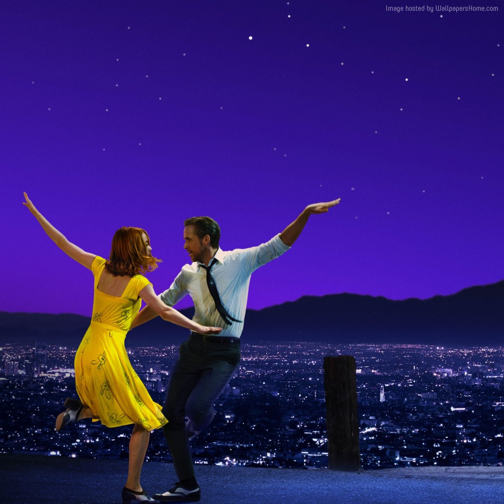 La la land film dance